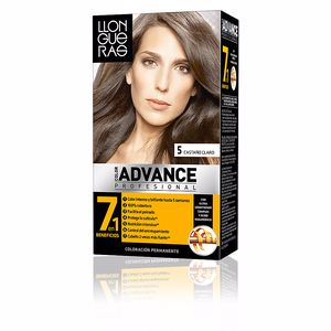 LLONGUERAS COLOR ADVANCE hair colour #5-light brown