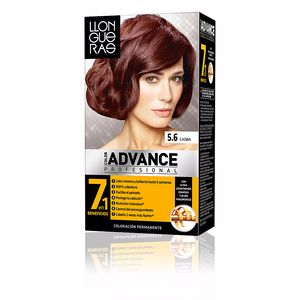 LLONGUERAS COLOR ADVANCE hair colour #5,6-dark red
