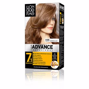 LLONGUERAS COLOR ADVANCE hair colour #7,77-iced brown
