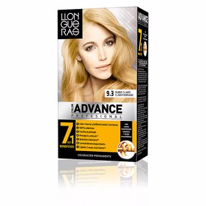 LLONGUERAS COLOR ADVANCE hair colour #9,3-golden light blond