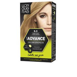LLONGUERAS COLOR ADVANCE hair colour #9,3-golden light blond