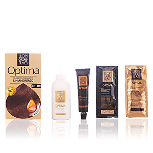 LLONGUERAS OPTIMA hair colour #7.77 marrón praliné