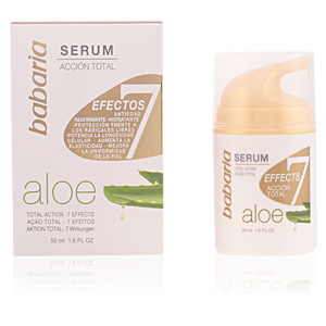ALOE VERA serum facial 7 efectos 50 ml