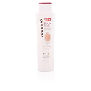 ALOE VERA body milk reafirmante 500 ml