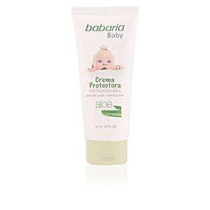 BABY crema protectora irritación pañal aloe 100 ml