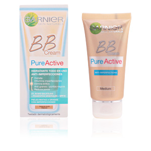 PURE ACTIVE BB cream #medium 50 ml