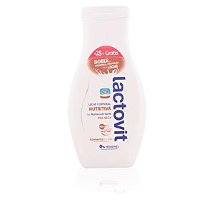 LACTOVIT ORIGINAL leche corporal nutritiva PS 400 ml