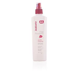 ROSA MOSQUETA aceite corporal anti-estrías vaporizador 300 ml