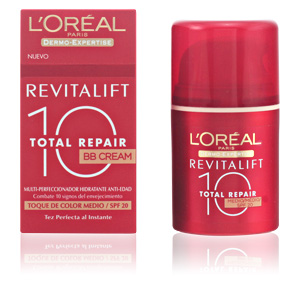 REVITALIFT TOTAL REPAIR 10 BB cream SPF20 #medio 50  ml