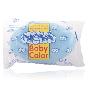 ESPONJA NEVA BABY color