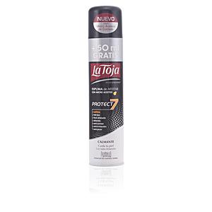 HIDROTERMAL espuma afeitar protect7 spray 250+50 ml