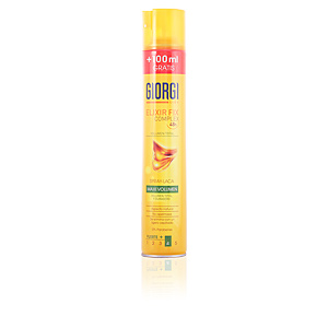 ELIXIR FIX spray-laca volumen obsesion nº4 400 ml