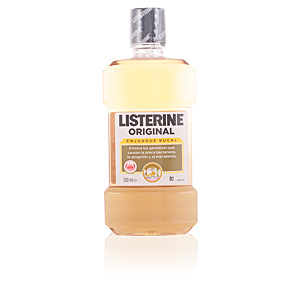 LISTERINE ORIGINAL enjuague bucal 500 ml