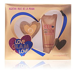 LOVE GLAM LOVE LOTE 2 pz