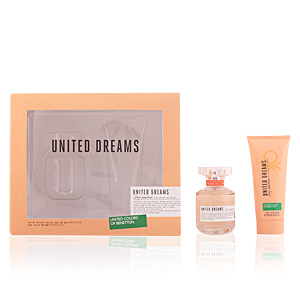 UNITED DREAMS STAY POSITIVE LOTE 2 pz
