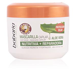 ALOE VERA mascarilla capilar reparadora 400 ml