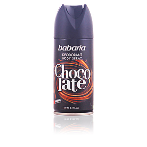 CHOCOLATE MEN deo vaporizador 150 ml