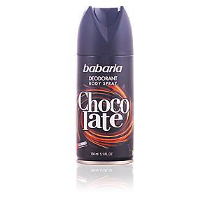 CHOCOLATE MEN deo vaporizador 150 ml