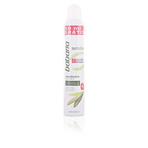 ACEITE DE OLIVA sensitive deo vaporizador 250 ml