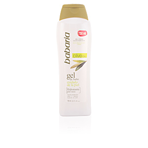 ACEITE DE OLIVA gel de ducha 750 ml