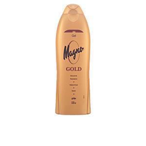 MAGNO GOLD gel de ducha 550 ml