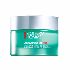 HOMME AQUAPOWER 72h hydratant glacial concentré 50 ml