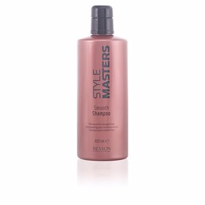 STYLE MASTERS smooth shampoo for straight hair 400 ml