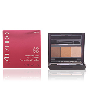 LUMINIZING SATIN eye color trio #BR209-voyage 3 gr