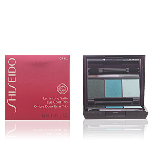 LUMINIZING SATIN eye color trio #GR412-lido 3 gr
