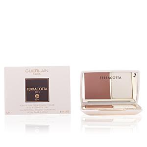 TERRACOTTA SUN fond de teint crème compact SPF20 #bronze 8gr