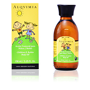 BODY OIL children & babies 150 ml