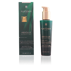 ABSOLUE KERATINE sublime renewal leave-in cream 100 ml