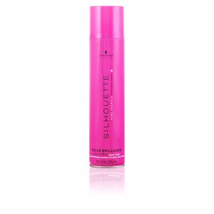SILHOUETTE color brillance hairspray super hold 300 ml