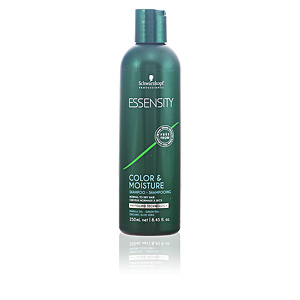 ESSENSITY color & moisture shampoo 250 ml