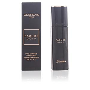 PARURE GOLD fdt fluide #02-beige clair 30 ml