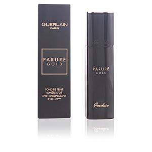 PARURE GOLD fdt fluide #05-beige foncé 30 ml