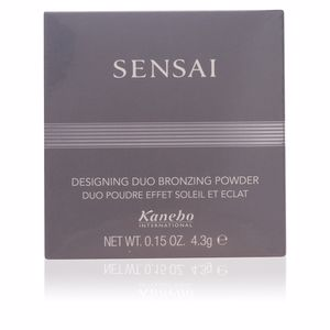 SENSAI DESIGNING duo bronzing powder 4,3 gr