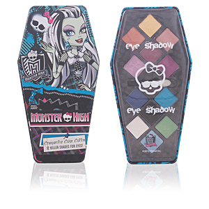 CREEPERIFIC COLOR COFFIN TIN -EYE CASE 13 pz