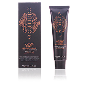 COLOUR ELIXIR permanent colour #1 black 50 ml