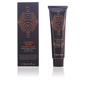 COLOUR ELIXIR permanent colour #5,35 light amber brown 50 ml