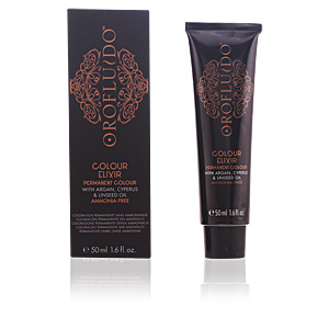 COLOUR ELIXIR permanent colour #6,3 dark golden blonde 50 ml