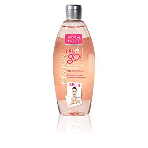 BB aceite corporal rosa mosqueta&almendra 300 ml