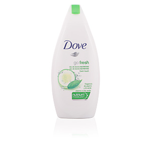 DOVE GO FRESH gel de ducha nutritivo 400 ml