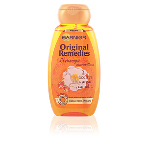 ORIGINAL REMEDIES champú argán y camelias 250 ml
