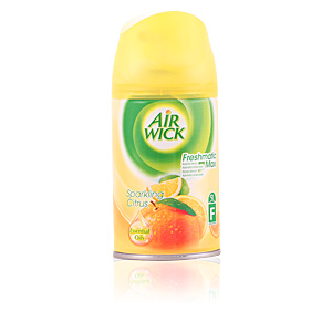 AIR-WICK FRESHMATIC ambientador recambio #citrus 250 ml