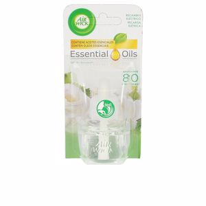 AIR-WICK ambientador electrico recambio #white bouquet 19 ml