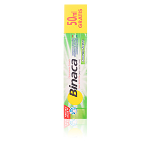 BINACA ALIENTO FRESCO dentífrico 75 + 50 ml