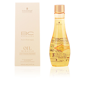BC OIL MIRACLE light finishing treatment 100 ml