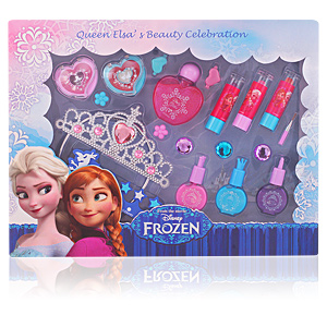 QUEEN ELSA'S BEAUTY CELEBRATION LOTE 19 pz