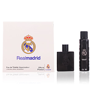 REAL MADRID BLACK LOTE 2 pz